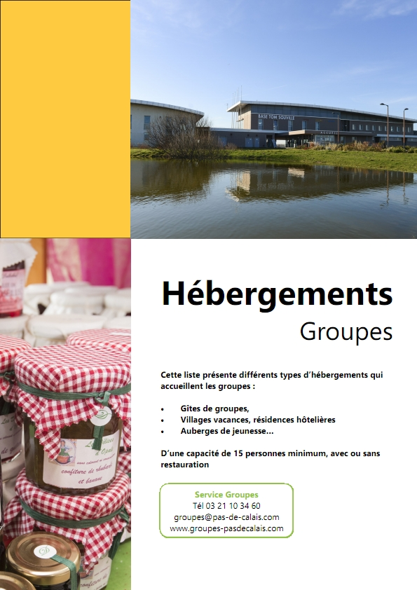 Hebergements groupes