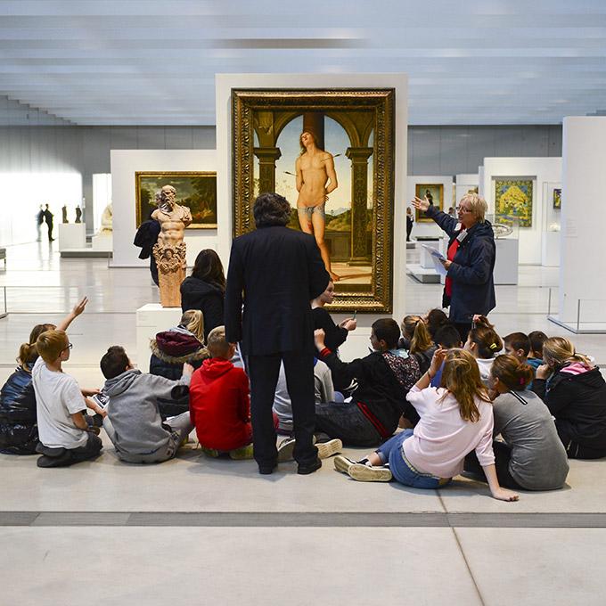 Sortie scolaire au Louvre-Lens