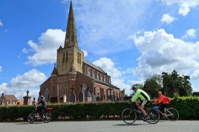 Rando cyclo tour 62