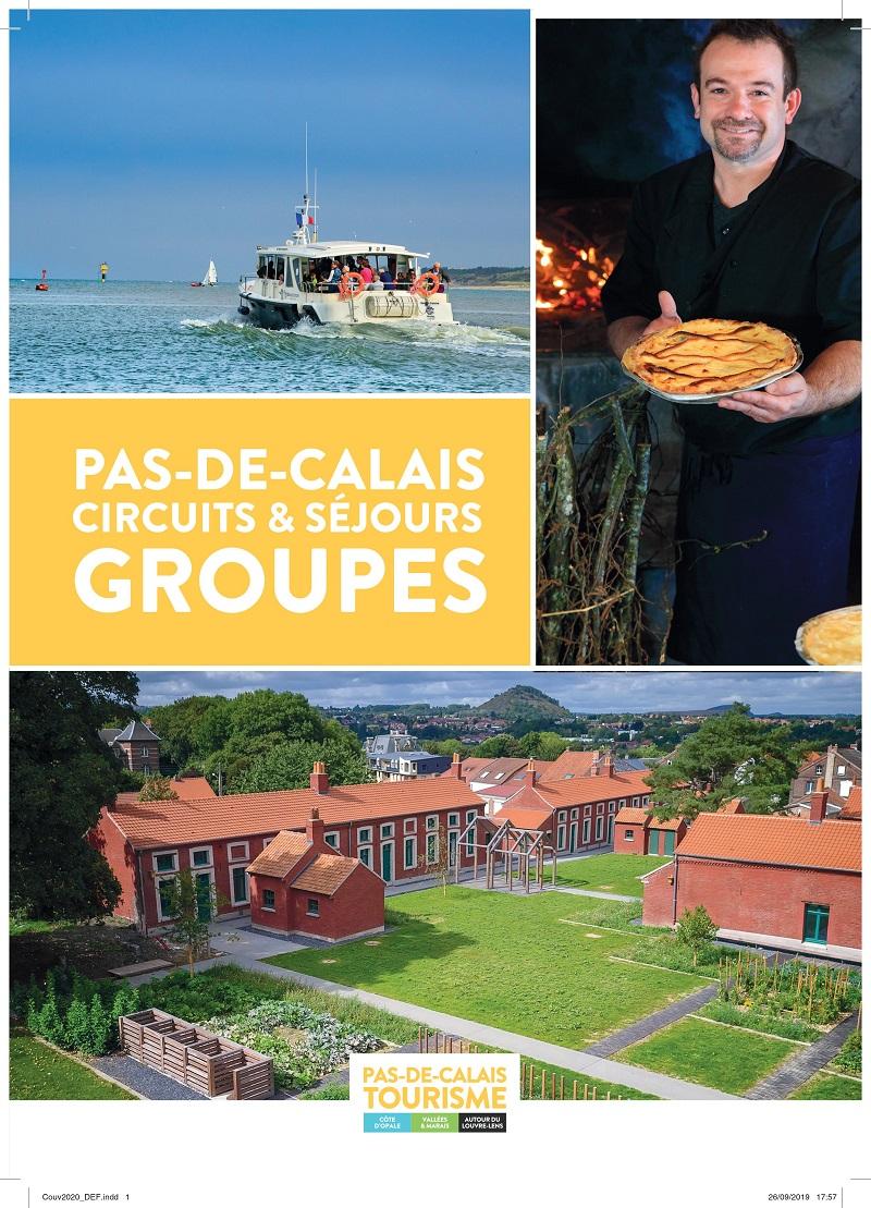 Pas-de-Calais circuits et sejours groupes