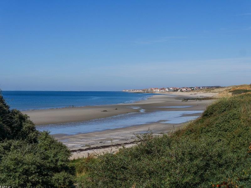 paysage de bord de mer