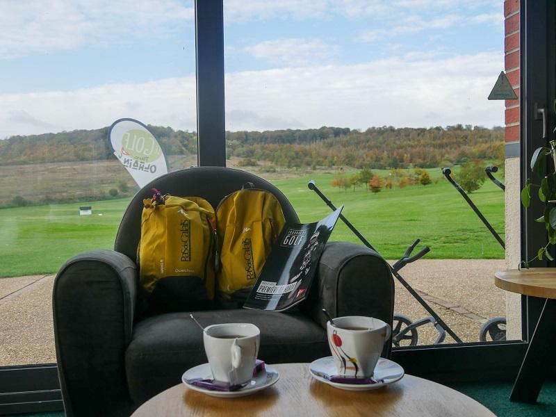 Club House golf Olhain