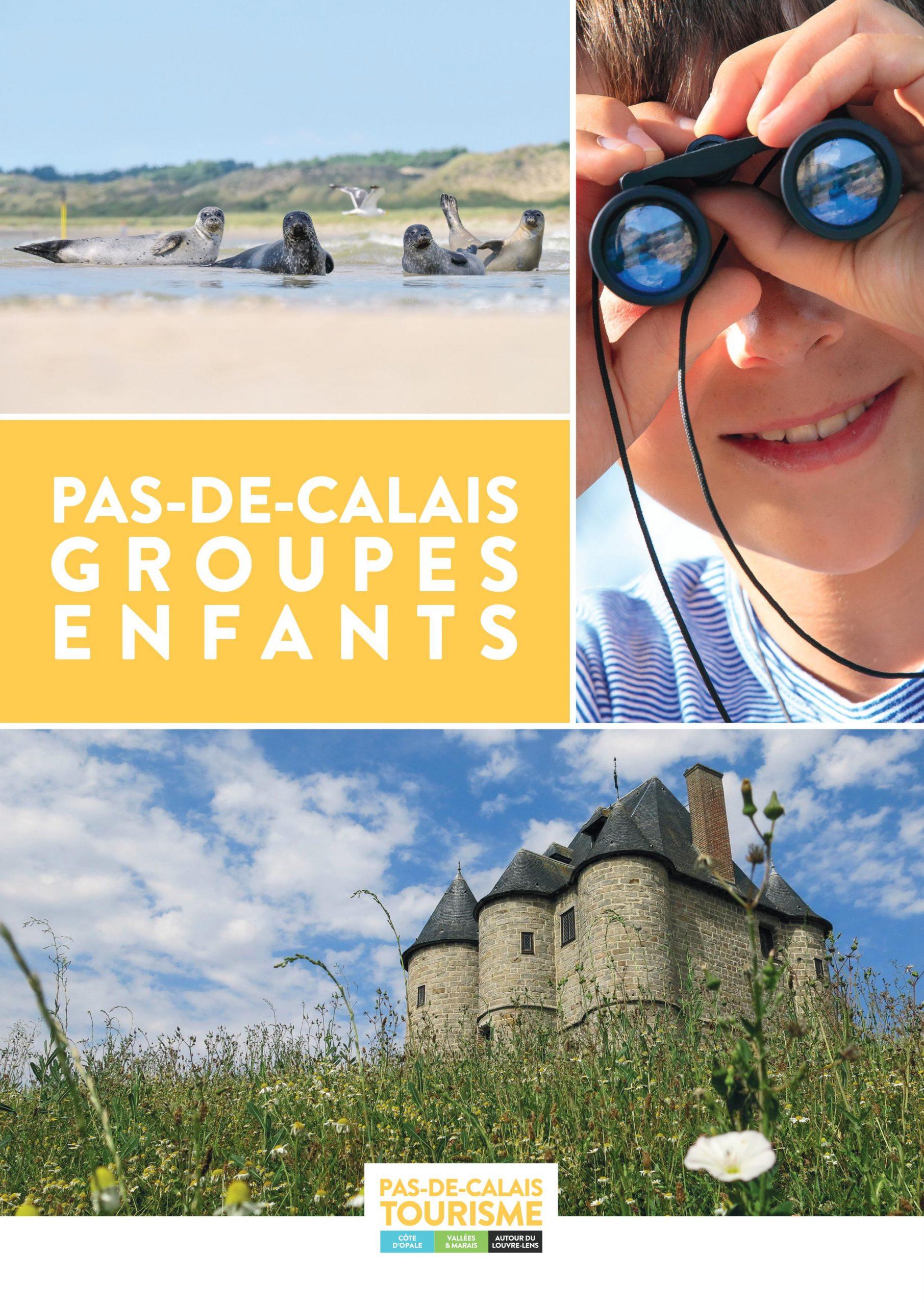 Pas-de-Calais groupe enfants