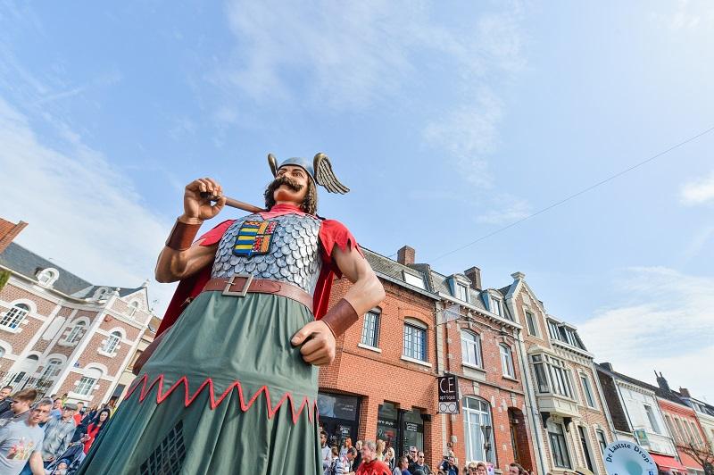 Fêtes du Carnaval à Béthune