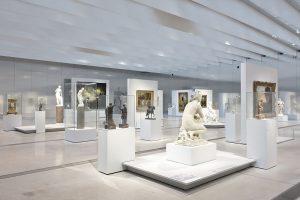 La Galerie du Temps du Louvre-Lens